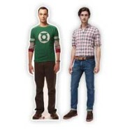 Live-Size Cutouts of movie caracters for people with a budget